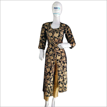 Ladies Designer Print Fancy Kurti