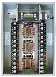 Lighting Control Panel