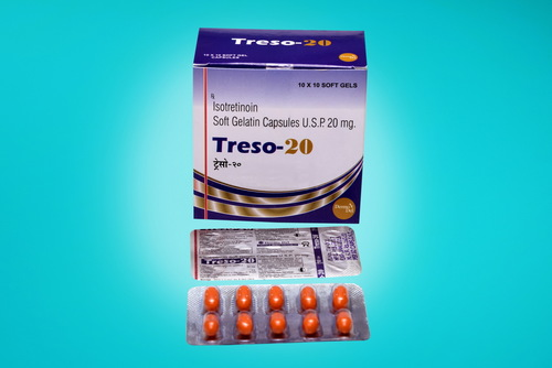Isotretinoin 20 Soft Gel