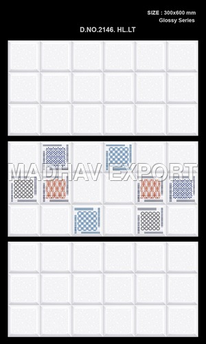 Digital Colour Wall Tiles