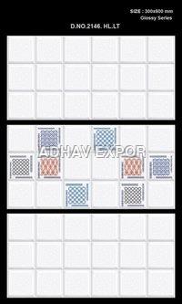 Digital Colour Wall Tiles