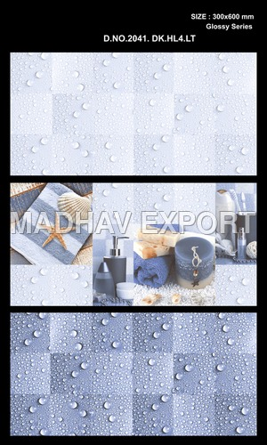 3D Digital Wall Tiles