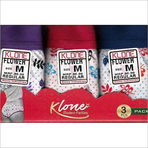 Klone Flower Panties