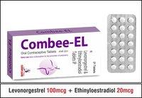 Levonorgestrel 0.10 mg.+Ethinyloestradiol 0.02 mg.