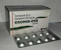 ESOMEPRAZOLE 40 mg. + DOMPERIDONE 30 mg DSR CAPSULES