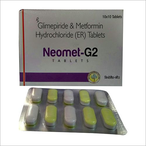 Neomet G2 Tablets