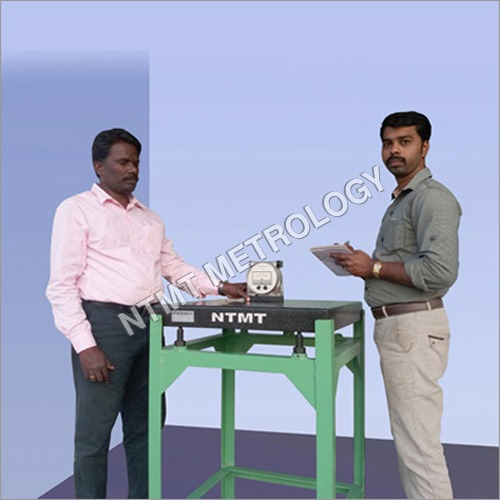 Calibration of Granite Surface Plate