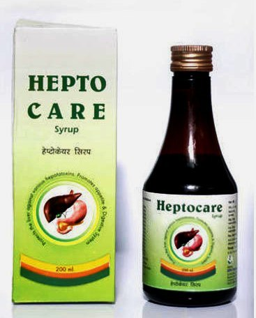 Syrup HEPTOCARE