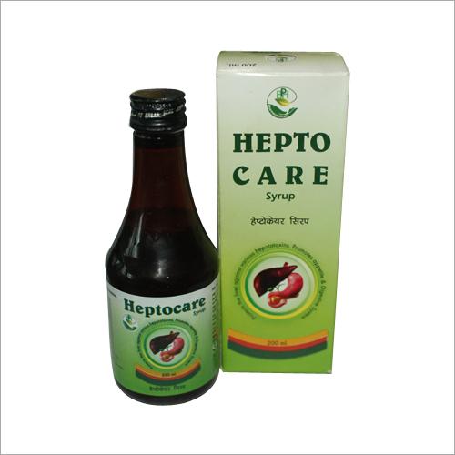 Heptocare Syrup