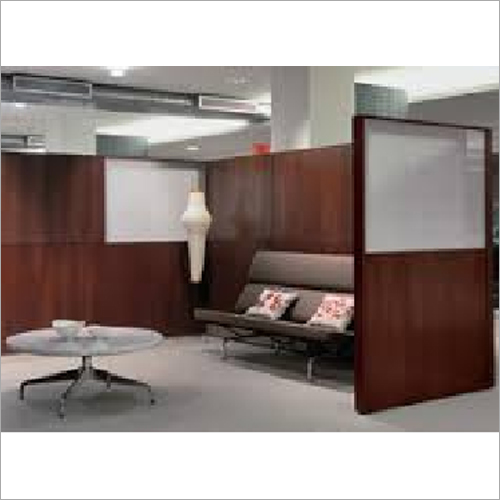 Wooden Partition Services
