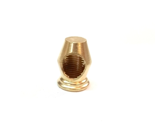 Brass Lighting connector adaptor