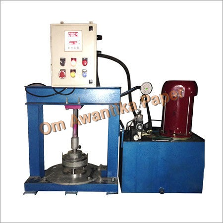 Hydraulic Paper Plate Machine Digital Control