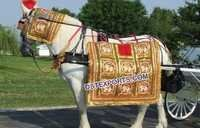 Indian Wedding Horse Costume Decoration