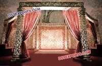 Traditional Style Wedding Mandap