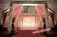 Traditional Style Wedding Mandap