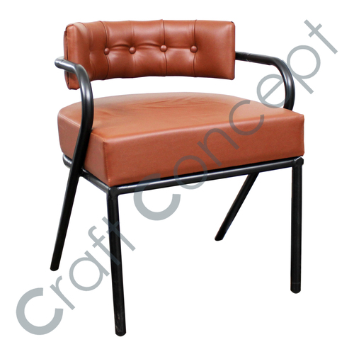 LEATHER SOFA ARM CHAIR