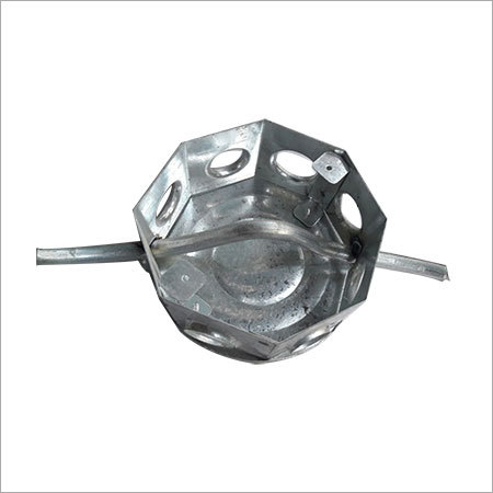 Metal Fan Electric Box
