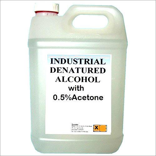 Industrial Denatured Alcohol With Percent 0 5 Percent Acetone