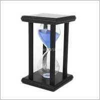Wooden Hourglass Sand Timer