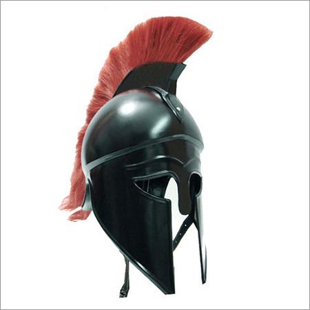 Red Plume Corinthian Helmet