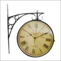 Antique Railway Wall Clock