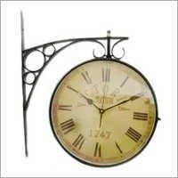 Antique Railway Wall Clock