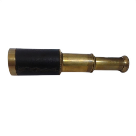 Brass Hand Telescope