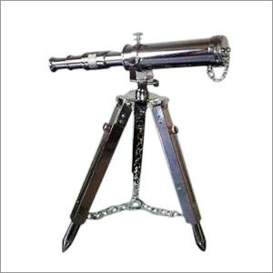 Nickel Brass Telescope