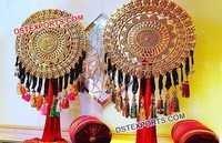 Stylish Round Props Decoration for Wedding