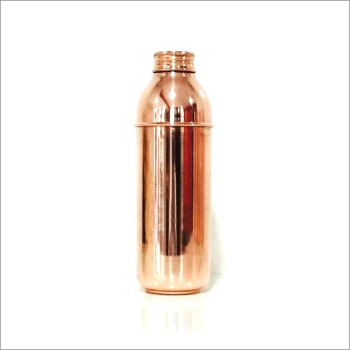 Pure Copper Bisleri Bottle