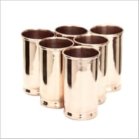 Copper Water Glass Set