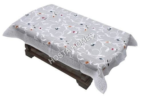 Poly Cotton 40X60 Floral Table Cover