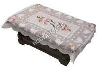 Poly Cotton Floral Table Cover