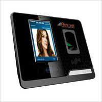 Face With Finger Attendance Recorder