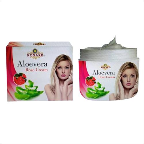 Aloe Vera Rose Cream