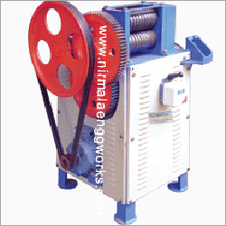 Wire Pointing & Threading Machine