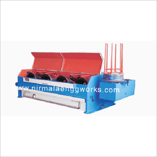 Stepped Cone Type Rod Breakdown Machine