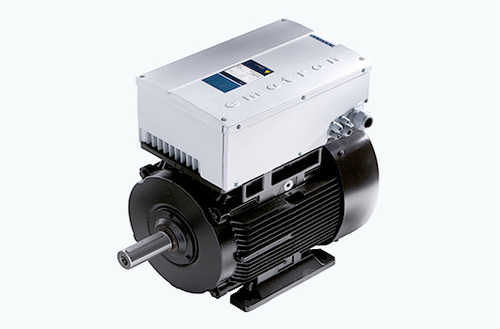 Emotron CDU / CDX - Motor-mounted AC drives