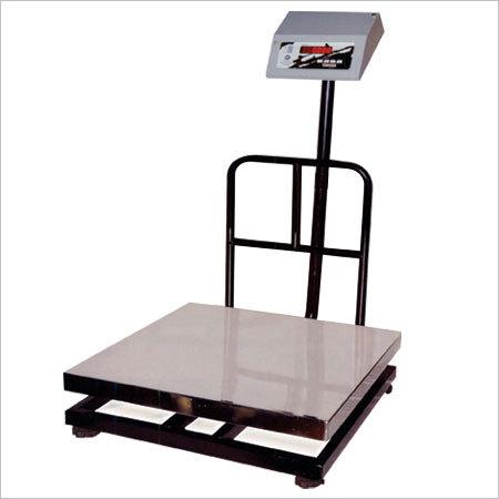Platform Weighing Machine