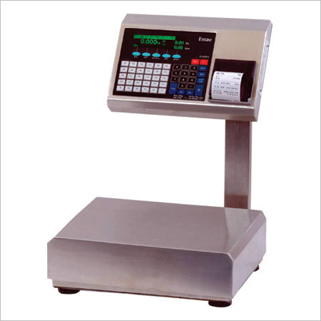 Price Calculating Weighing Scale
