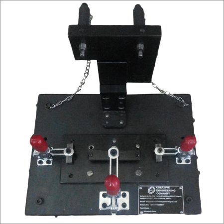 Sub Assembly Welding Fixture