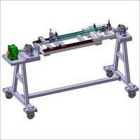 Rotary Drilling Fixture