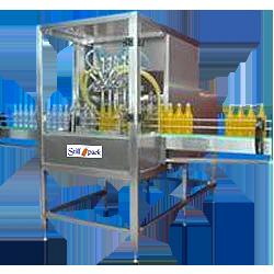 honey bottle filling machine