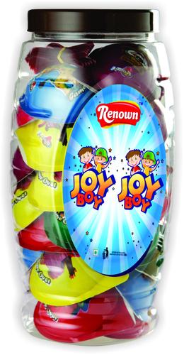 Joy Boy Jar 3D