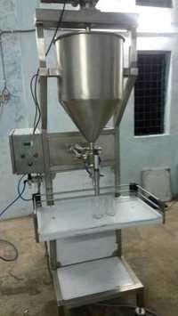 Jam Bottle Filling Machines