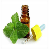 De Mentholised Mint Oil