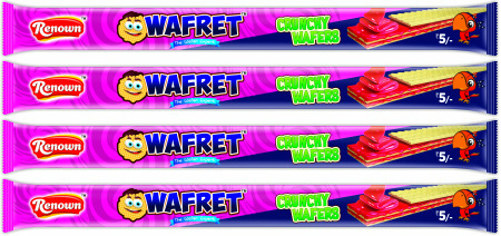 Wafret Strawberry