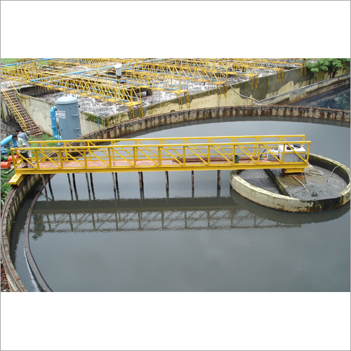 Half Bridge Clarifier