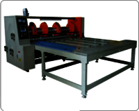 Chain Feeder RS-4 Combined Rotary Slotter