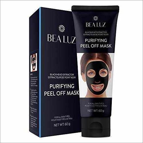 Activated Charcoal Peel Off Mask